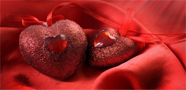 Feelings of two hearts